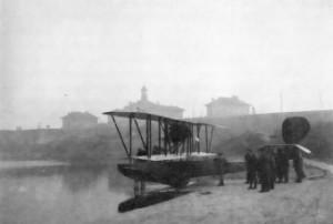 Les hydravions de la base aérienne de Calais