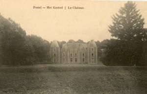 Le château de Postel