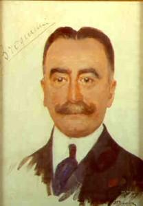 Charles de Broqueville (1917) au Musée Crozatier.