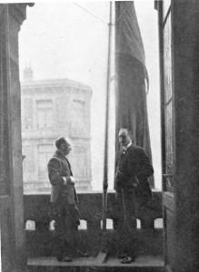 Le ministère de la guerre belge à Dunkerque