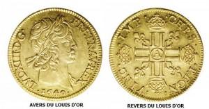 Louis XIII à la mêche