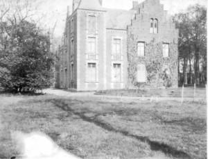 Le château de Postel avant la rénovation de 1921
