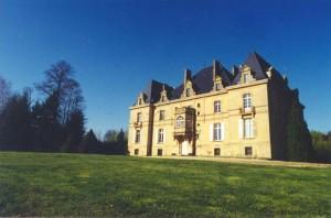 Château de Laclaireau à Ethe