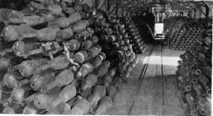 Un entrepot d'obus à Graville-Sainte-Honorine