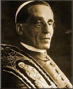 Conciliation de Benoît XV