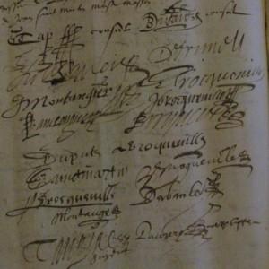6 signatures sur 20 pour faire avancer la connaissance