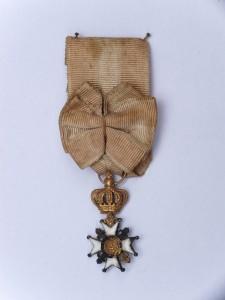 Ordre du Lys sous Louis XVIII