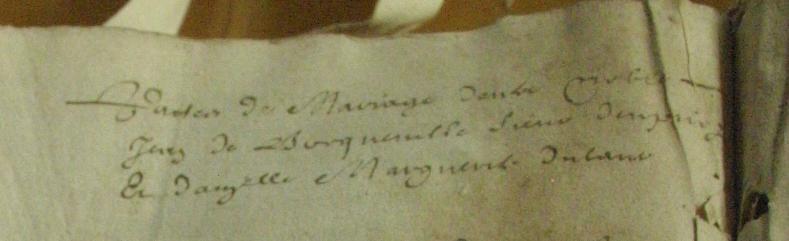 Notaire Labaule : 140 pages pour les Broqueville
