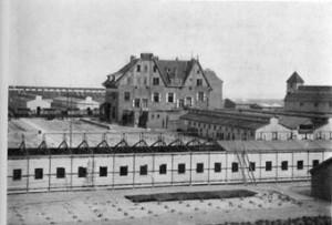 L'hôpital Océan à La Panne