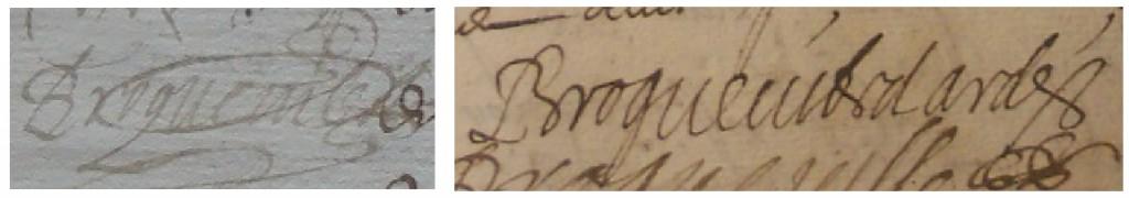 60 ans entre deux signatures