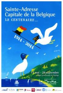 Affiche de Sainte-Adresse
