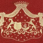 Hommages de la ville de Mol à son représentant devenant ministre des chemins de fer en 1911.