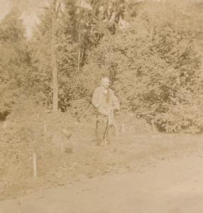 Stanislas de Broqueville fin 1918