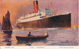 Les voyages en bateau